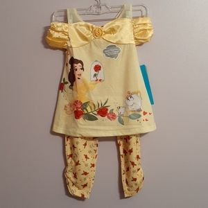 Disney princess sleepwear